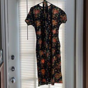 Floral Marly Lularoe Dress